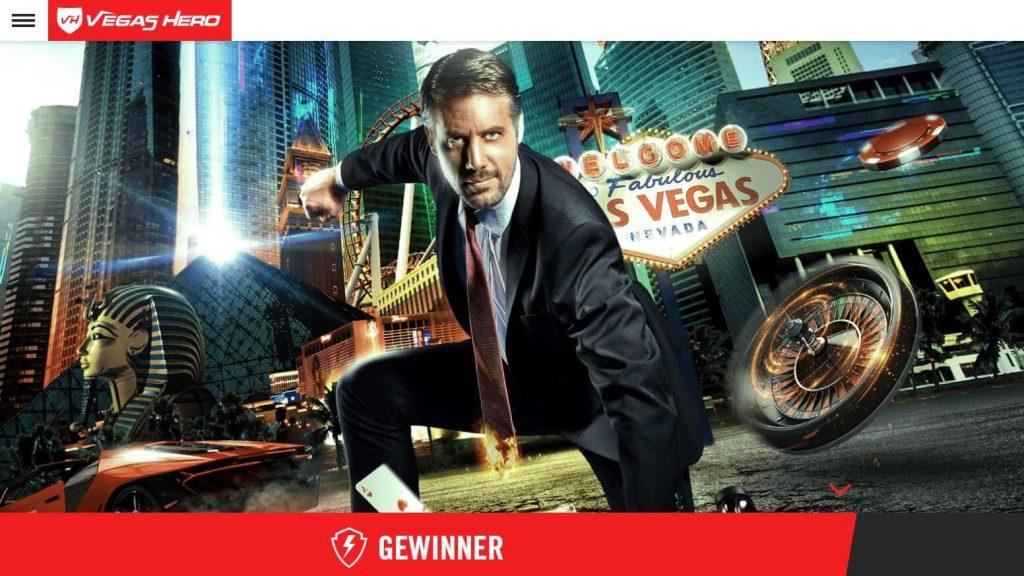 Vegas Hero Casino Startseite